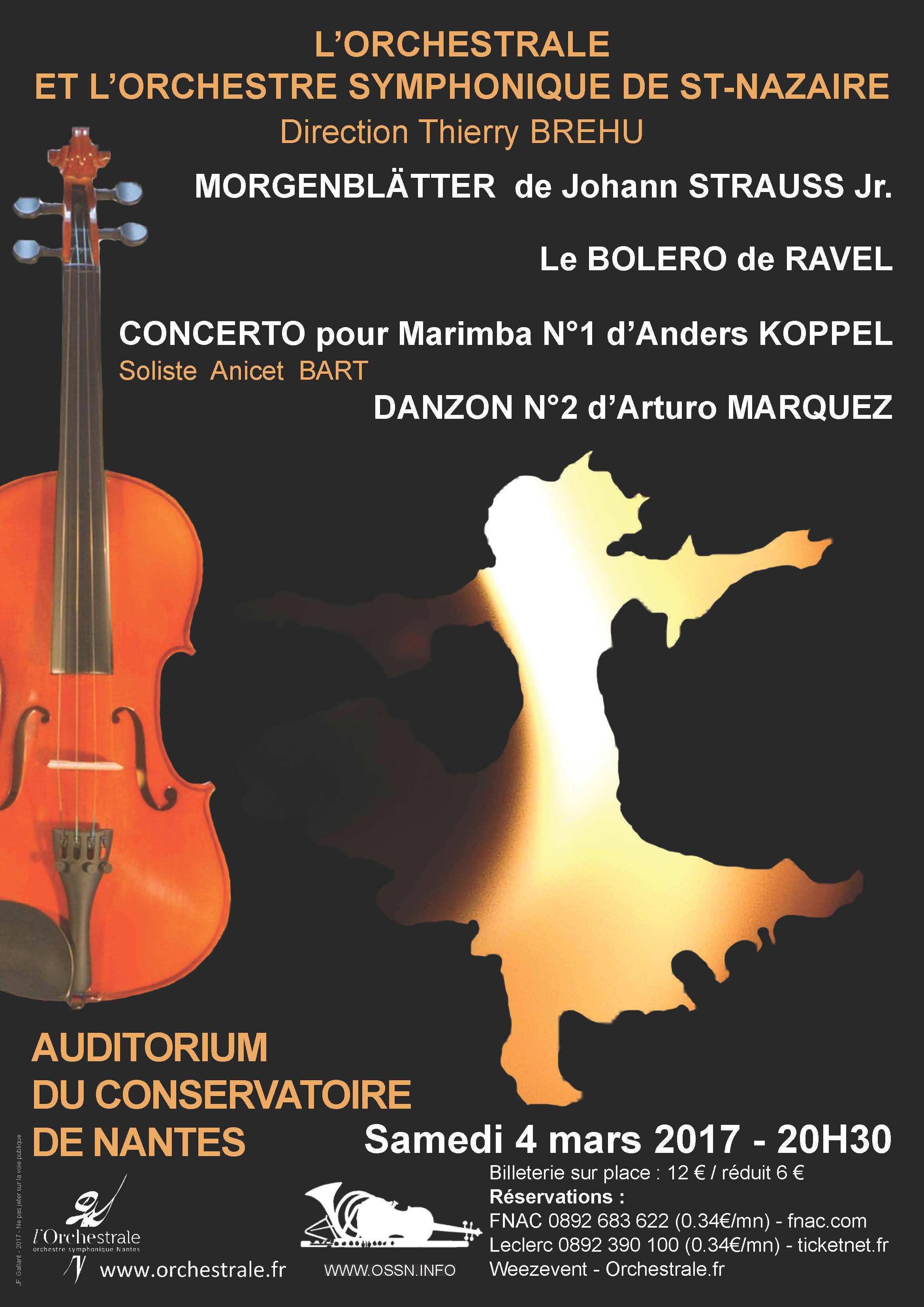 Concert mars 2017